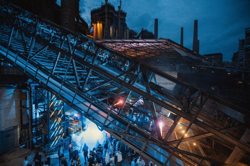 Electro Magnetic Festival *CREDITS: CAPADOL