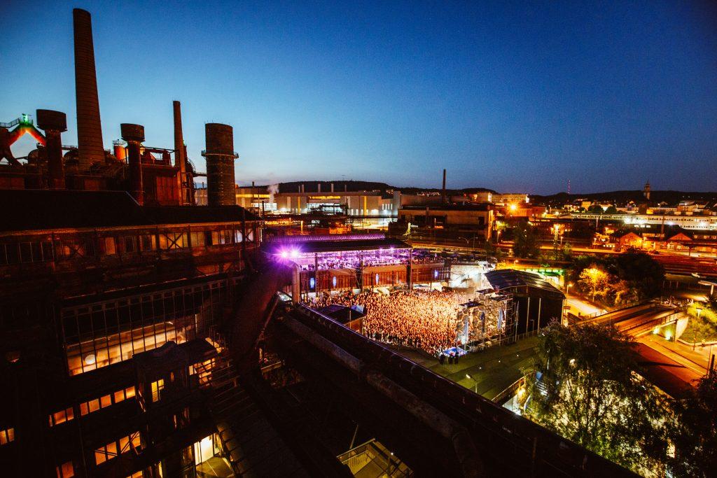 Erzplatz - Electro Magnetic Festival